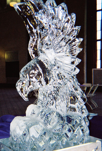 muzzy ice service   ice carvings for weddings  anniversaries  and special events